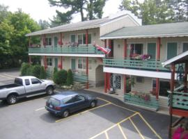 Town & Country Motor Inn, hotel with pools in Lake Placid