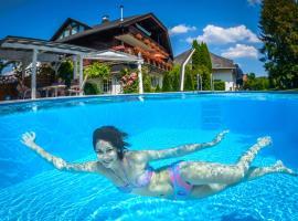 Ferienwohnungen Presslauer Mori - Haus Irmgard