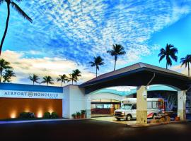 Airport Honolulu Hotel