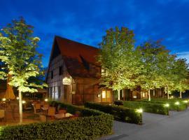 Hotel Restaurant Kloppendiek, hotel in Zwillbrock