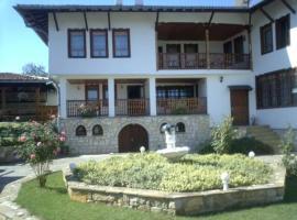 Хотел Бохеми, хотел в Арбанаси