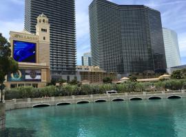 Jockey Resort Suites Center Strip, apartment in Las Vegas