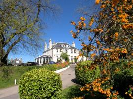 Ferryhill House Hotel, hotel near St Mary's Cathedral, Aberdeen