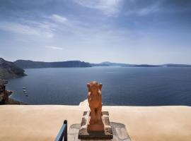 Aeifos, pet-friendly hotel in Oia