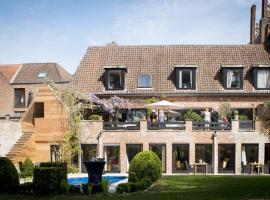 B&B Filemon&Baucis, hotel near Boudewijn Seapark, Bruges