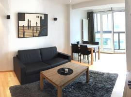 Caze Reykjavik Central Luxury Apartments
