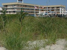 Roman Holiday Resort, hotel in North Wildwood