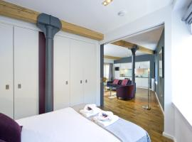 Destiny Scotland -The Malt House Apartments, boutique hotel in Edinburgh