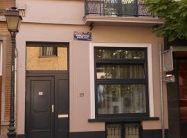 Aparthotel Midi Residence, vakantiewoning in Brussel