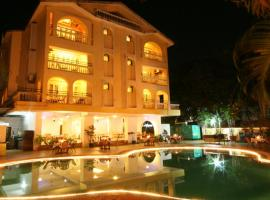 Lambana Resort, resort in Calangute