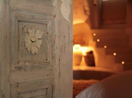 Les Maisons De Cappadoce, מלון באוצ'יסר