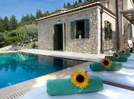 Asplathia Villas, hotel in Agios Nikitas