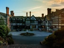 Hillbark Hotel & Spa, hotel in Wirral