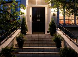 Dawson Place, Juliette's Bed and Breakfast, self catering accommodation in London