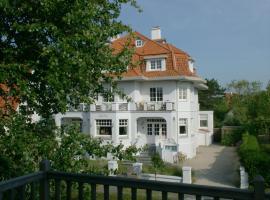 Hotel Alizee, pet-friendly hotel in De Haan