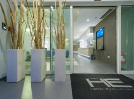 Executive Inn Boutique Hotel, hotel en Brindisi