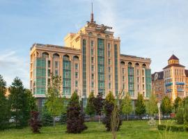 Отель Биляр Палас, отель в Казани