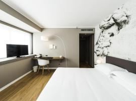 Crystal Hotel, hôtel à Trapani