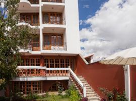 Cordillera Hotel, hotel in Huaraz