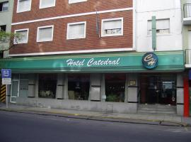 Hotel Catedral, hotel cerca de Catedral de Mar del Plata, Mar del Plata