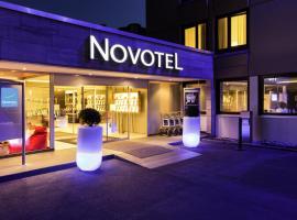Novotel Nürnberg am Messezentrum, hotel near Langwasser Messe underground station, Nürnberg