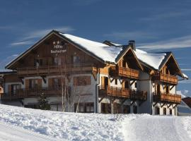 Chalet-Hôtel Le Beausoleil, The Originals Relais (Hotel-Chalet de Tradition)