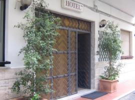 Hotel Elizabeth - Soverato, hotel in Soverato Marina