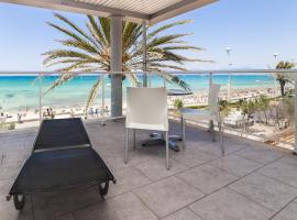 Apartamentos Mix Bahia Real, beach hotel in El Arenal