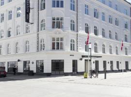 Absalon Hotel, hotel in Copenhagen