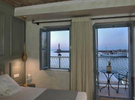 Central City Hotel, hotel in Chania