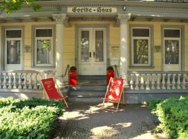 Hotel Goethe-Haus