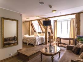 CRU Hotel, hotel near Maiden Tower, Tallinn