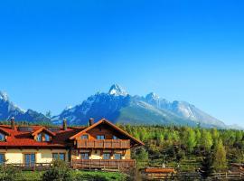 Panoramic Mountain Residence