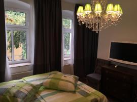 Elbsandstein Apartments Altstadt