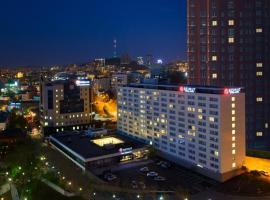 アジムット ホテル ウラジオストック