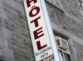 Hotel Ste-Catherine