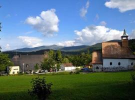 Berggasthof Lusen