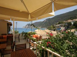 Ionis Hotel, hotel in Agios Nikitas