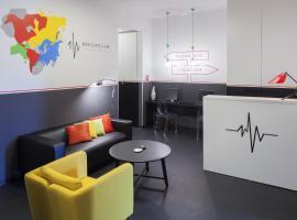 Hostel 1W, budget hotel in Rijeka