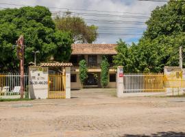Pousada Tropicalia, beach hotel in Itaparica Town