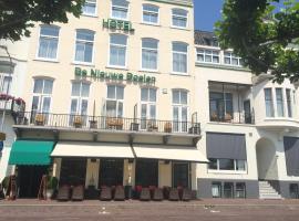 Hotel De Nieuwe Doelen, отель в городе Мидделбург