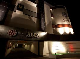 Hotel Alfa Kyoto (Adult Only)