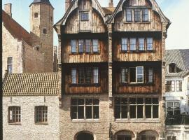 Relais Bourgondisch Cruyce, A Luxe Worldwide Hotel, hotel near Bruges Train Station, Bruges