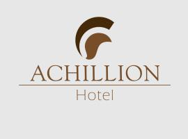 Achillion Hotel Piraeus