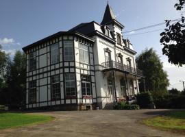 Le studio de la Villa Madeleine, golf hotel in Spa