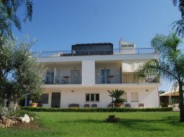 Telma Hotel, hotel a Terracina