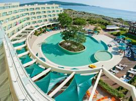 Jeravi Club Hotel, hotel v Primorsku
