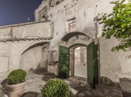 Il Tempo Ritrovato, hotel near Church of San Giovanni Battista, Matera