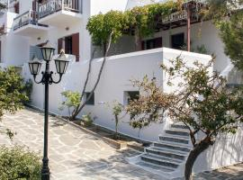 Hotel Manto, hotel in Naousa