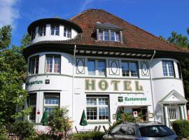 Hotel Restaurant Volksgarten Mengede